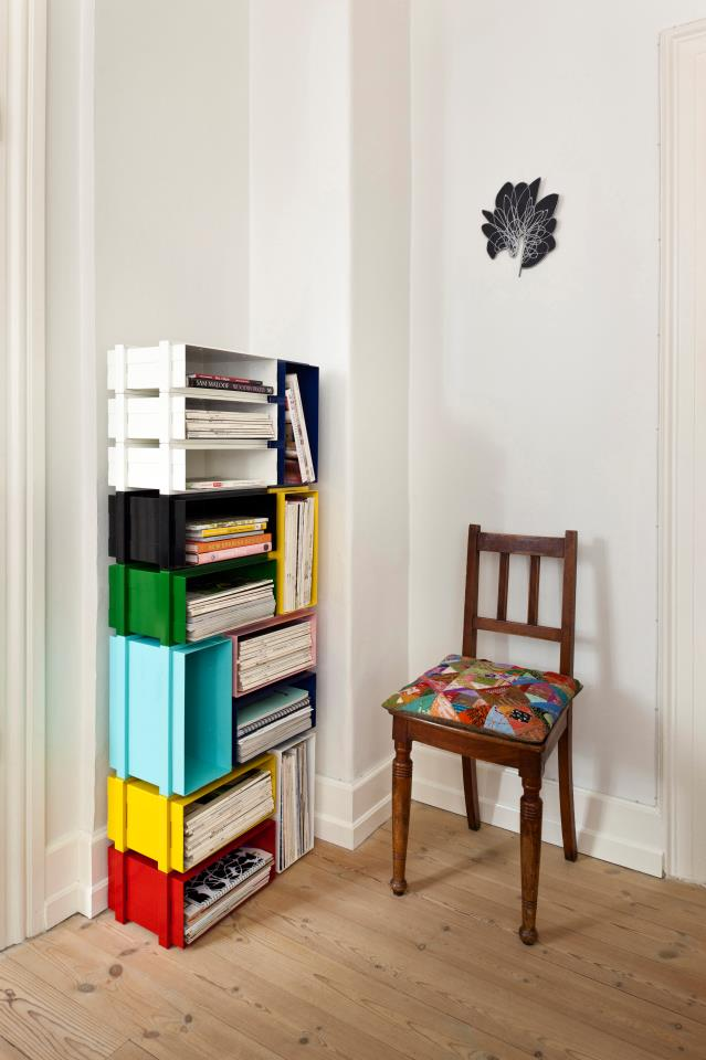 Colour Stack er eget design, og er i 2013 sat i produktion hos Normann Copenhagen. http://www.normann-copenhagen.com/designers/henriette-w-leth
