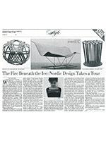 International Herald Tribune - USA 2001