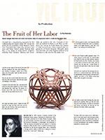 Metropolis Magazine, USA 2001