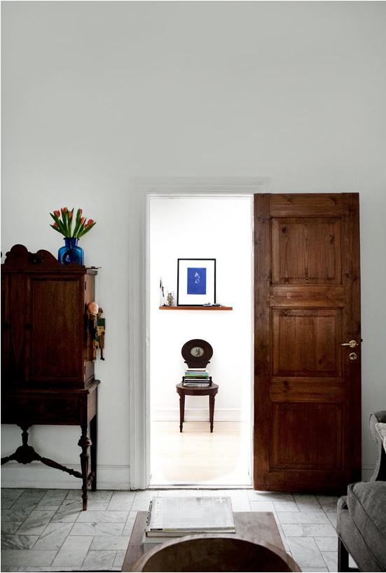 Fremhæv de ting som har noget sanseligt over sig, så boligen fremstår med personlighed og sjæl.