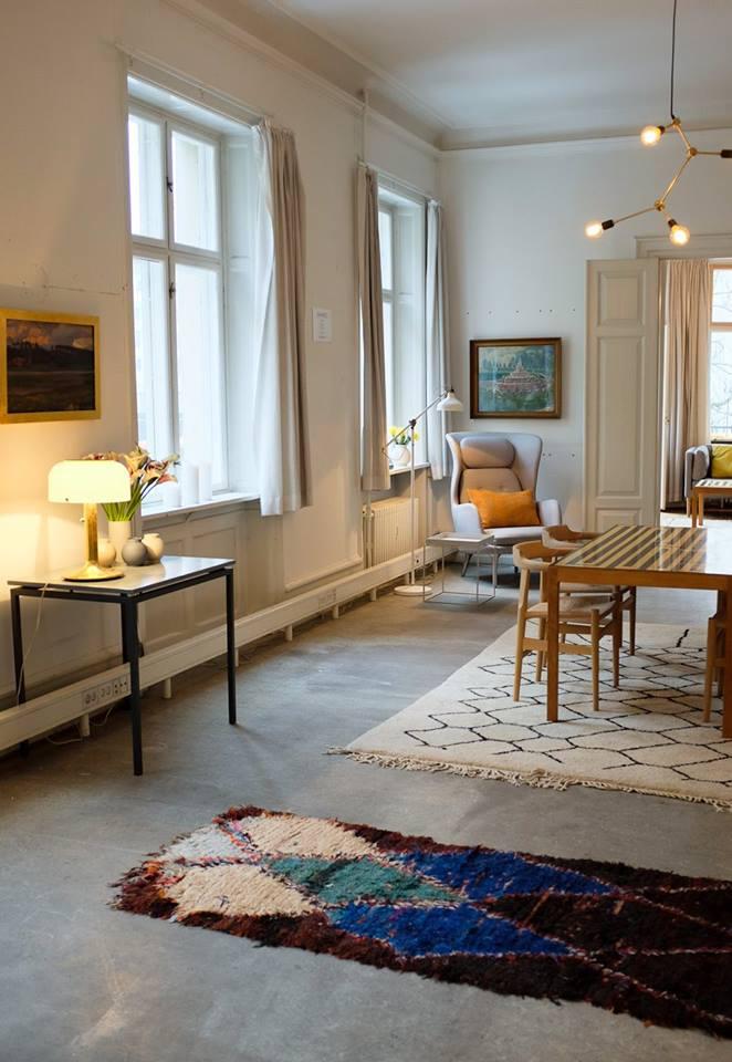 """alt=""""billede af indretning af omklædning- og opholdsrum til Eddie Redmayne. >"""